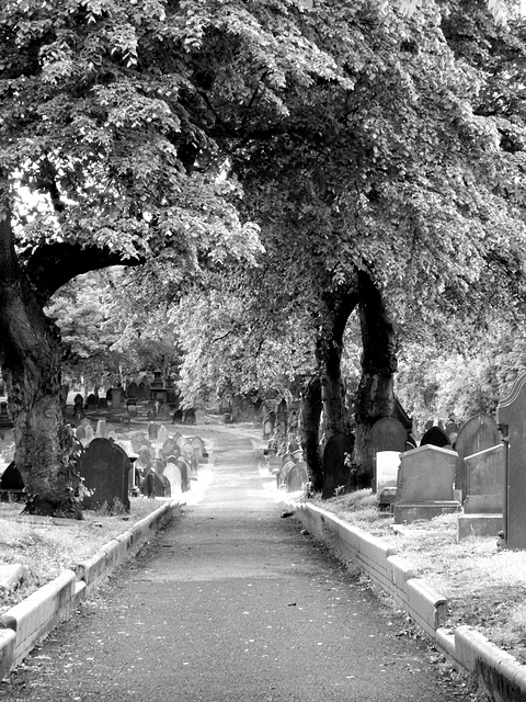 Manchester General Cemetery.