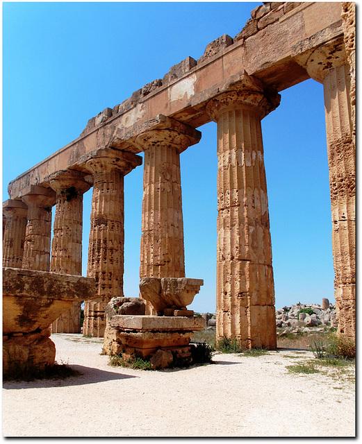 Selinunte, tempio E