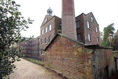 Quarry Bank Mill, Styal, Cheshire