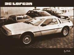 De Lorean DMC-12