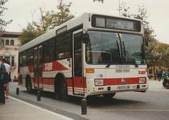 Transportes Menorca SA (TMSA) 28 (PM 6754 BW) - Oct 1996 337-15
