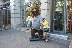 Mi osito berlinés