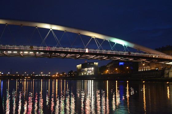 Bridges on the Visla River