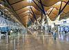 Aéroport de Madrid-Barajas (E) 17 juillet 2018.