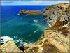 Porthcadjack from above Basset Cove