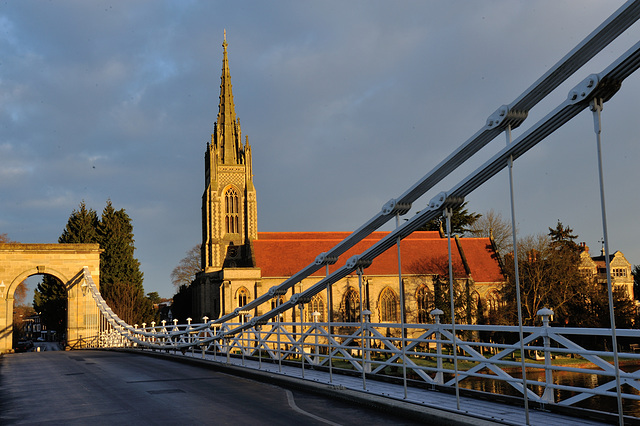 HFF from Marlow