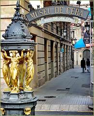 Barcellona : Ora quattro passi nella Rambla a fare shopping