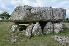 Lligwy Burial Chamber