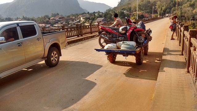 Contraste de transport