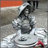 "Street artists ""Buskers"""