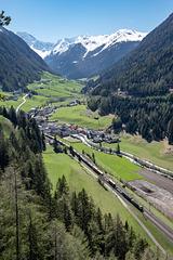 H.A.N.W.E  - in Schmirn Valley
