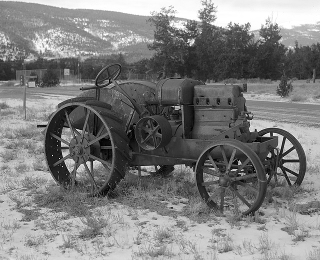 Tractor, South Park