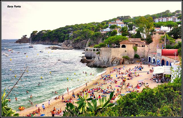 Port Pelegrí - Calella de Palafrugell - Girona