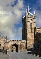 St Michael's Parish Church, Linlithgow