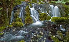 Cascades à Plitvicka