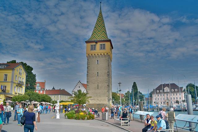 Mangturm in Lindau