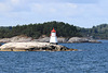 Lighthouse near the Lysefjord