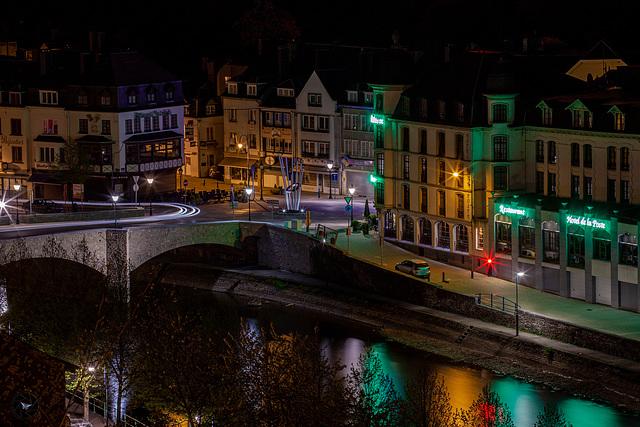 Centre-ville de Bouillon