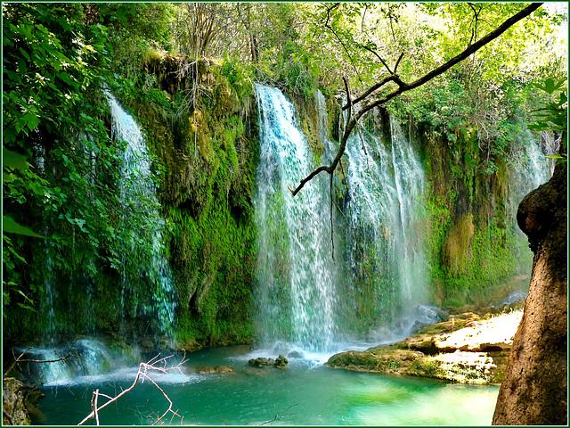 Kursunlu Selalesi Waterfall