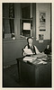 Working in an Office, Dec. 24, 1947