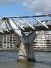 Millenium Bridge Support