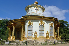 Germany - Potsdam, Sanssouci - Chinese House