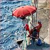 Umbrellas : controllo sicurezza e salvamento