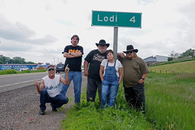 Stuck In Lodi Again