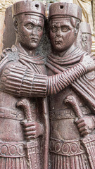 Two Tetrarchs