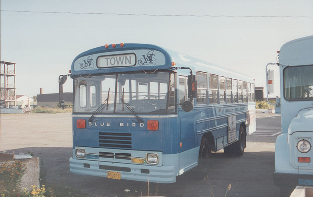 Yarmouth-Argyle Transit 105 - 10 Sep 1992 (177-18)