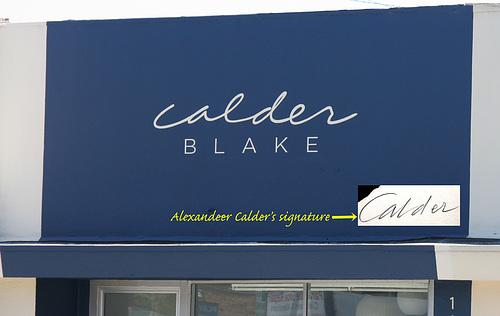 Calder Blake (7501)