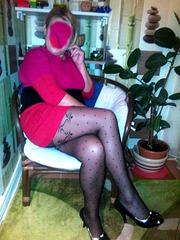 Lady M / Croisé de jambes