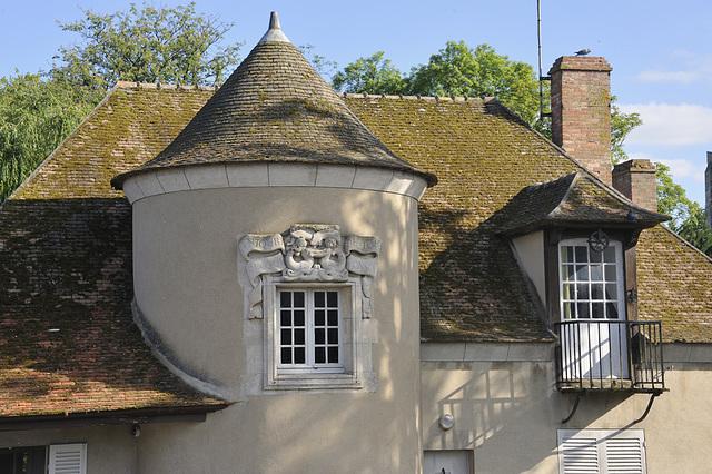 Morêt sur Loing-Musée du sucre d'orge-Détail.