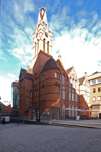 Former Board School, Brindley Place, Birmingham, West Midlands