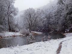 ... und plötzlich wieder Winter!