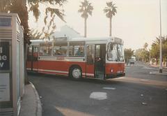 Transportes Menorca SA (TMSA) 17 (PM 5756 AM) - Oct 1996 331-14