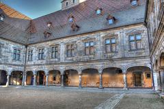 BESANCON: Le Palais Grandvelle 01