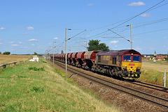 Class 66 à Ruffey