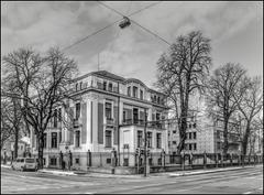 Polizeiinspektion Augsburg-Mitte - Police inspection Augsburg citycenter