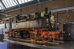 """BR 98 001 (""""Kreuzspinne"""")"""
