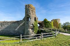Pevensey Castle - HFF