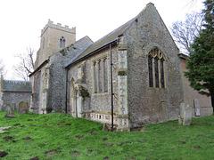 warham st mary magdalen church, norfolk