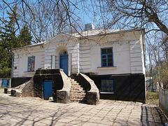 Верховня, Флигель Усадьбы Ганских / Verkhovnya, The Estate of  of Evelina Ganskaya, The Outbuilding