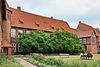 Lüneburg, Rathaushof ... Happy Bench Monday!