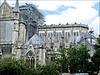 Paris (75) 21 juin 2019. La Cathédrale Notre-Dame...