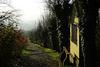 Ein alter Wallfahrerweg - An old pilgrimage path