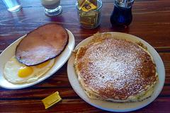 USA 2016 – Portland OR – American breakfast
