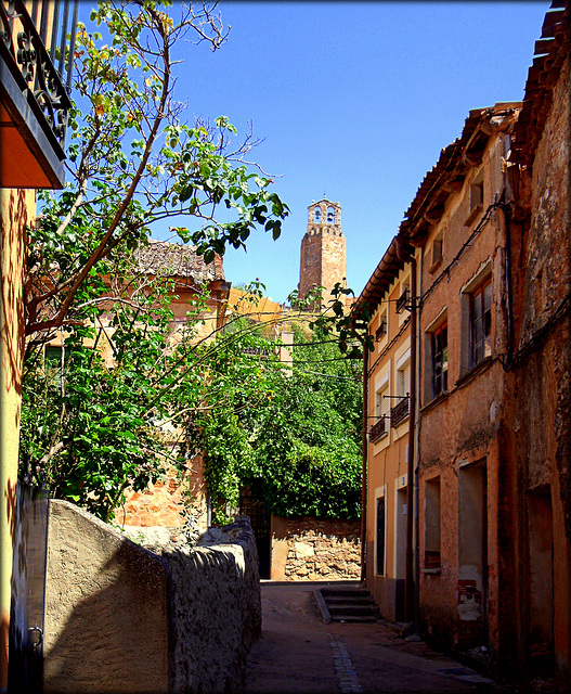 Ayllon, Segovia Province