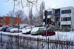 DE - Berlin - After the snow...