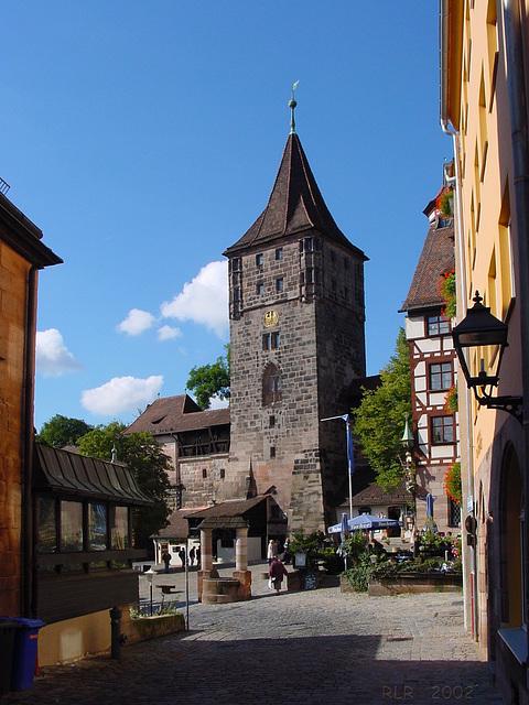 Nürnberg, Tiergärtnertor